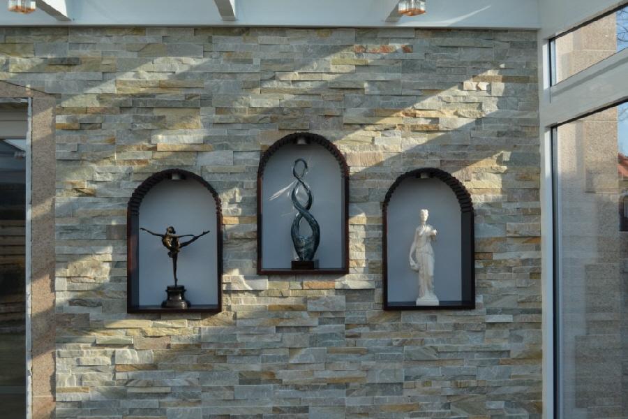natursteinwand wandverblender verblender riemchen echtstein fliesen nur 35 m ebay. Black Bedroom Furniture Sets. Home Design Ideas